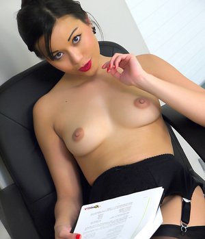 Asian Girl Pin Up Porn