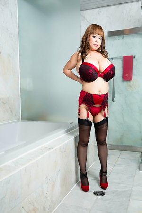 Asian Huge Tits Porn