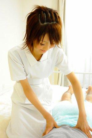 Asian Nurse Porn