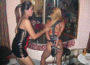 Asian Spanking Porn