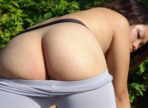 Asian Spandex Porn